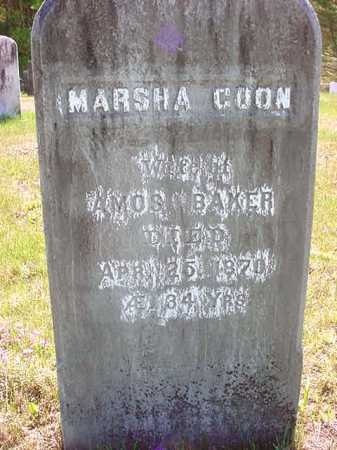 BAKER, MARSHA - Warren County, New York | MARSHA BAKER - New York Gravestone Photos