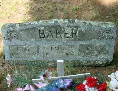 BAKER, IRVING - Warren County, New York   IRVING BAKER - New York Gravestone Photos