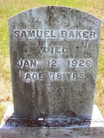 BAKER, SAMUEL - Warren County, New York | SAMUEL BAKER - New York Gravestone Photos