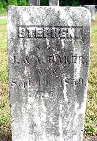 BAKER, STEPHEN - Warren County, New York | STEPHEN BAKER - New York Gravestone Photos