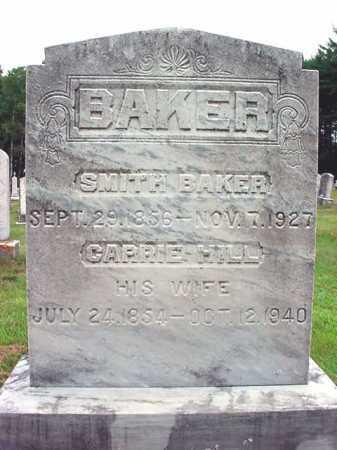 BAKER, SMITH - Warren County, New York | SMITH BAKER - New York Gravestone Photos