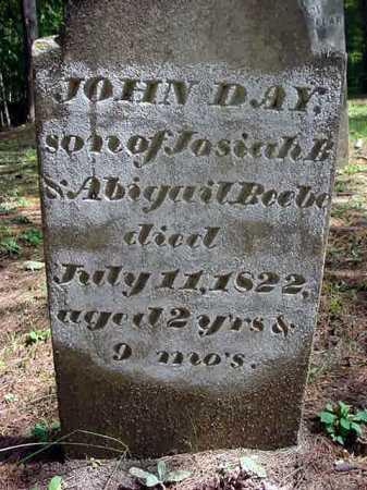BEEBE, JOHN DAY - Warren County, New York | JOHN DAY BEEBE - New York Gravestone Photos