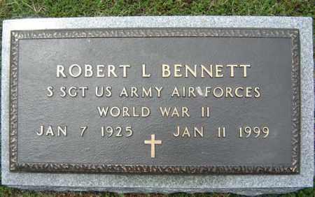 BENNETT, ROBERT L - Warren County, New York | ROBERT L BENNETT - New York Gravestone Photos