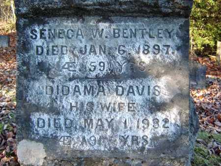 DAVIS, DIDAMA - Warren County, New York | DIDAMA DAVIS - New York Gravestone Photos