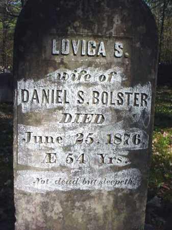 BOLSTER, LOVICA S - Warren County, New York | LOVICA S BOLSTER - New York Gravestone Photos