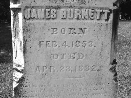 BURNETT, JAMES - Warren County, New York | JAMES BURNETT - New York Gravestone Photos