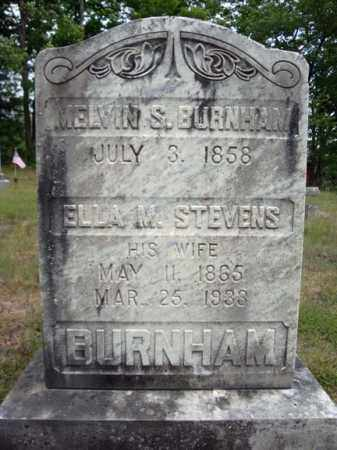 STEVENS, ELLA M - Warren County, New York | ELLA M STEVENS - New York Gravestone Photos