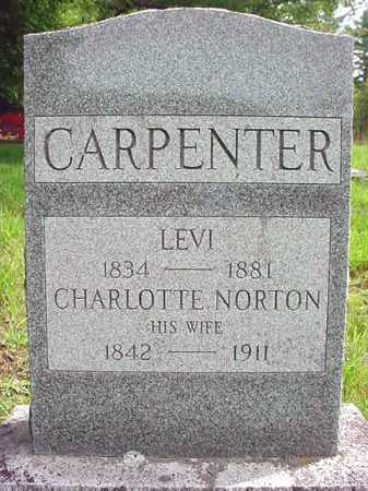 CARPENTER, LEVI - Warren County, New York | LEVI CARPENTER - New York Gravestone Photos