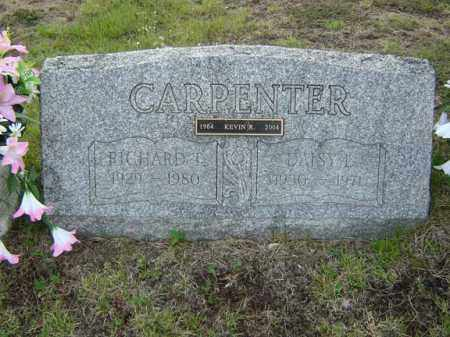 CARPENTER, DAISY L - Warren County, New York | DAISY L CARPENTER - New York Gravestone Photos