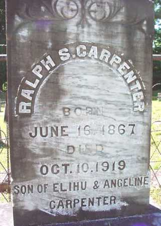 CARPENTER, RALPH S - Warren County, New York | RALPH S CARPENTER - New York Gravestone Photos