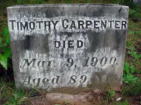 CARPENTER, TIMOTHY - Warren County, New York | TIMOTHY CARPENTER - New York Gravestone Photos