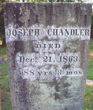 CHANDLER, JOSEPH - Warren County, New York | JOSEPH CHANDLER - New York Gravestone Photos