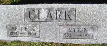 CLARK, NETTIE H - Warren County, New York | NETTIE H CLARK - New York Gravestone Photos
