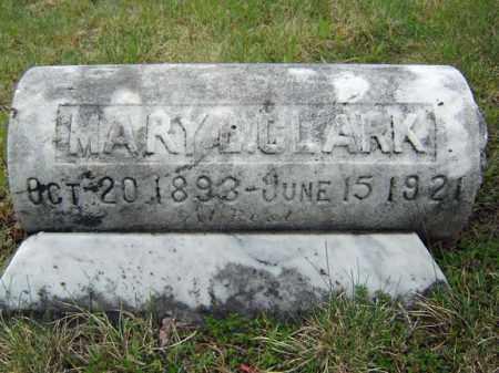 CLARK, MARY L - Warren County, New York | MARY L CLARK - New York Gravestone Photos