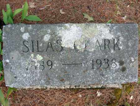 CLARK, SILAS - Warren County, New York | SILAS CLARK - New York Gravestone Photos