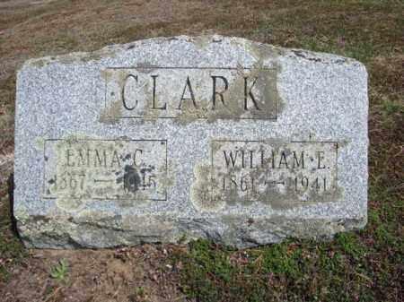 CLARK, WILLIAM E - Warren County, New York | WILLIAM E CLARK - New York Gravestone Photos