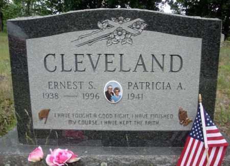 CLEVELAND, ERNEST S - Warren County, New York | ERNEST S CLEVELAND - New York Gravestone Photos