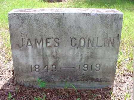 CONLIN, JAMES - Warren County, New York | JAMES CONLIN - New York Gravestone Photos