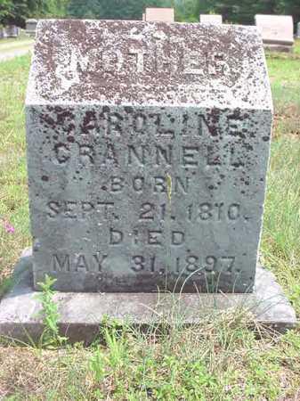 CRANNELL, CAROLINE - Warren County, New York   CAROLINE CRANNELL - New York Gravestone Photos