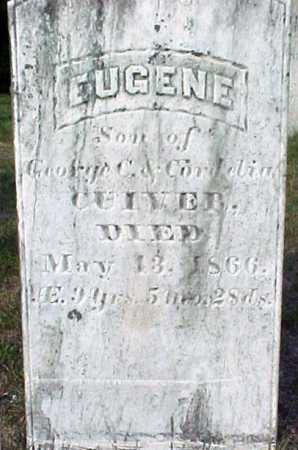 CULVER, EUGENE - Warren County, New York   EUGENE CULVER - New York Gravestone Photos