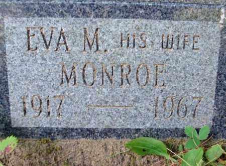 CULVER, EVA M - Warren County, New York | EVA M CULVER - New York Gravestone Photos