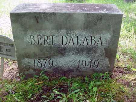 DALABA, BERT - Warren County, New York | BERT DALABA - New York Gravestone Photos