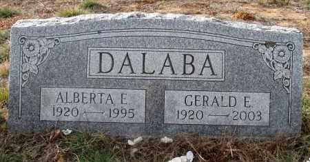 DALABA, GERALD EDWARD - Warren County, New York | GERALD EDWARD DALABA - New York Gravestone Photos