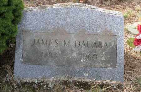 DALABA, JAMES MATTISON - Warren County, New York | JAMES MATTISON DALABA - New York Gravestone Photos