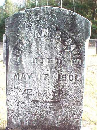 DAVIS, ABRAHAM C - Warren County, New York | ABRAHAM C DAVIS - New York Gravestone Photos