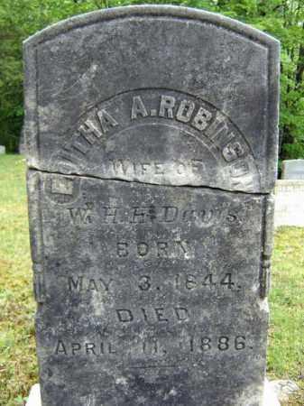 DAVIS, EDITHA A - Warren County, New York   EDITHA A DAVIS - New York Gravestone Photos