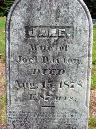 CAMERON, JANE - Warren County, New York | JANE CAMERON - New York Gravestone Photos