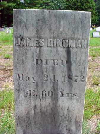 DINGMAN, JAMES - Warren County, New York | JAMES DINGMAN - New York Gravestone Photos