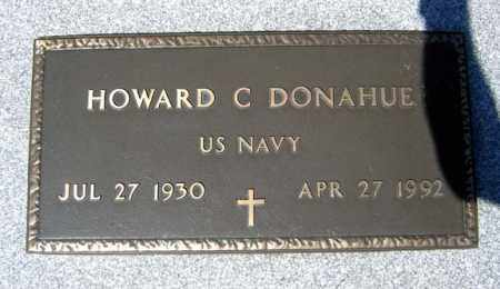 DONAHUE, HOWARD C - Warren County, New York | HOWARD C DONAHUE - New York Gravestone Photos