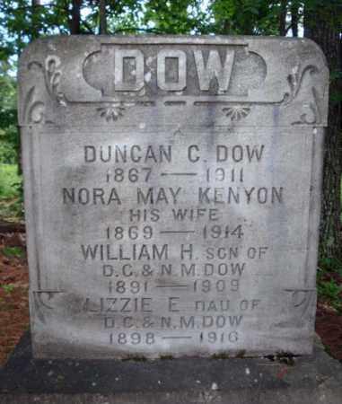KENYON, NORA MAY - Warren County, New York | NORA MAY KENYON - New York Gravestone Photos