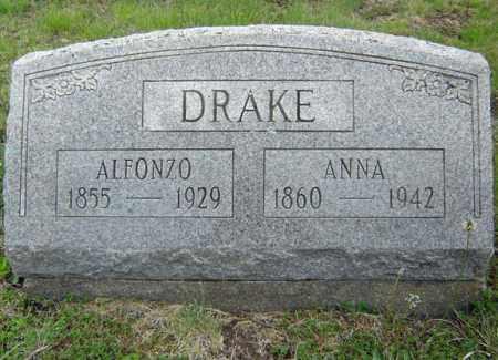 DRAKE, ALFONZO - Warren County, New York | ALFONZO DRAKE - New York Gravestone Photos