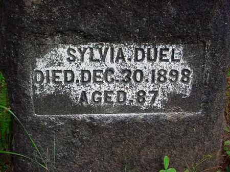 DUEL, SYLVIA - Warren County, New York | SYLVIA DUEL - New York Gravestone Photos