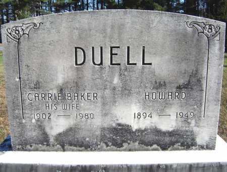 BAKER, CARRIE - Warren County, New York | CARRIE BAKER - New York Gravestone Photos