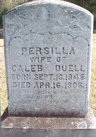 WILSON, PERSILLA - Warren County, New York | PERSILLA WILSON - New York Gravestone Photos