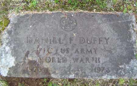 DUFFY, DANIEL F - Warren County, New York   DANIEL F DUFFY - New York Gravestone Photos