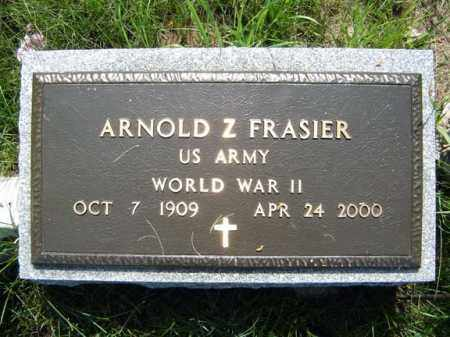 FRASIER, ARNOLD Z - Warren County, New York | ARNOLD Z FRASIER - New York Gravestone Photos
