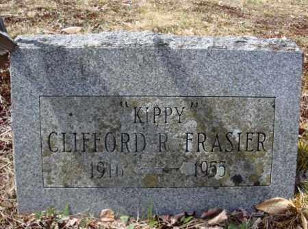 FRASIER, CLIFFORD R - Warren County, New York | CLIFFORD R FRASIER - New York Gravestone Photos