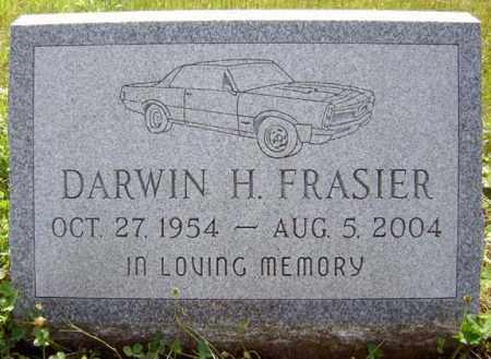 FRASIER, DARWIN H - Warren County, New York | DARWIN H FRASIER - New York Gravestone Photos
