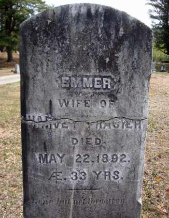 FRASIER, EMMER - Warren County, New York   EMMER FRASIER - New York Gravestone Photos