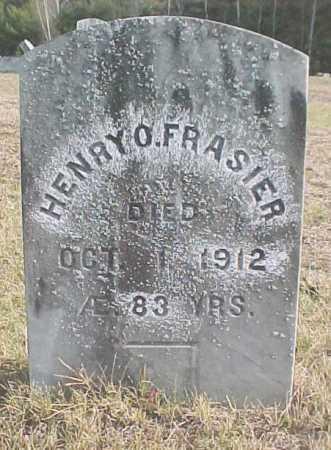 FRASIER, HENRY O - Warren County, New York | HENRY O FRASIER - New York Gravestone Photos