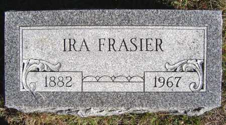 FRASIER, IRA - Warren County, New York | IRA FRASIER - New York Gravestone Photos