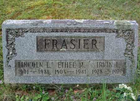 FRASIER, IRVIN L - Warren County, New York | IRVIN L FRASIER - New York Gravestone Photos
