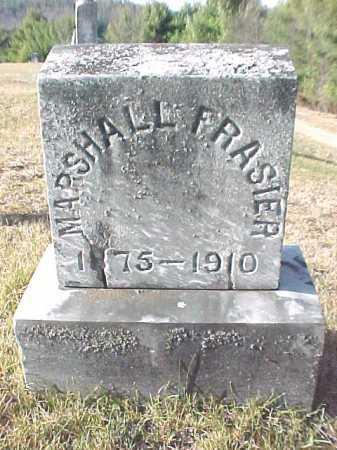 FRASIER, MARSHALL - Warren County, New York   MARSHALL FRASIER - New York Gravestone Photos