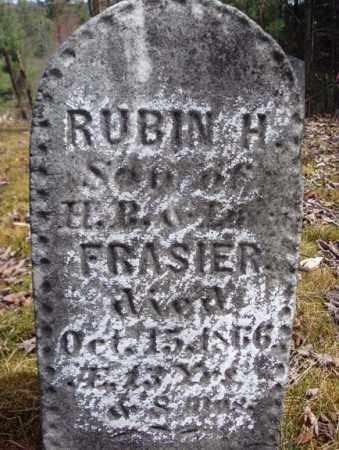 FRASIER, RUBIN H - Warren County, New York   RUBIN H FRASIER - New York Gravestone Photos