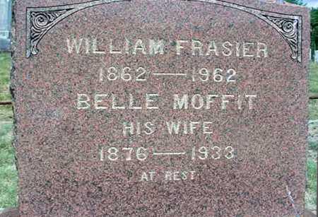 FRASIER, WILLIAM - Warren County, New York | WILLIAM FRASIER - New York Gravestone Photos