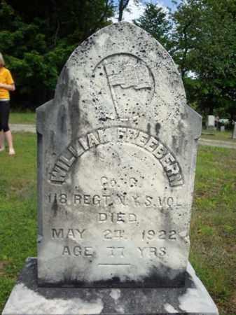 FREEBERN (CW), WILLIAM - Warren County, New York | WILLIAM FREEBERN (CW) - New York Gravestone Photos